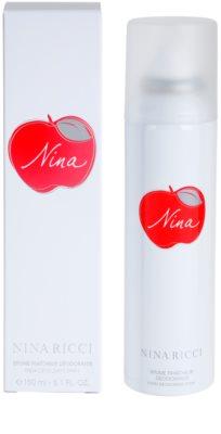 Nina Ricci Nina desodorante en spray para mujer