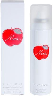 Nina Ricci Nina dezodorant w sprayu dla kobiet