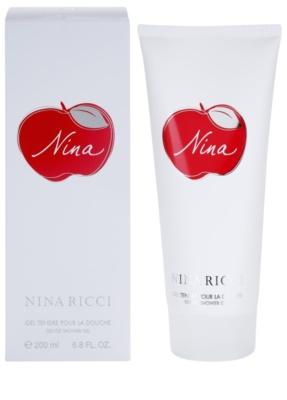 Nina Ricci Nina gel de duche para mulheres