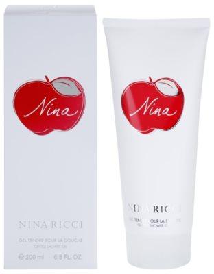 Nina Ricci Nina gel za prhanje za ženske