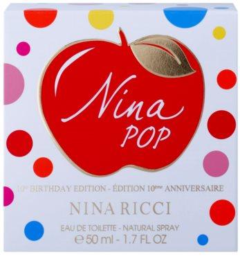 Nina Ricci Nina Pop toaletní voda pro ženy 1