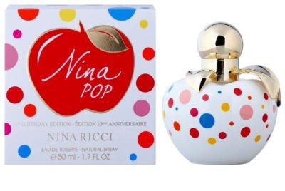 Nina Ricci Nina Pop toaletní voda pro ženy
