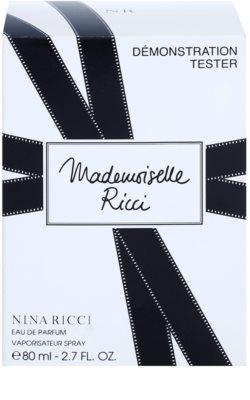 Nina Ricci Mademoiselle Ricci eau de parfum teszter nőknek 2