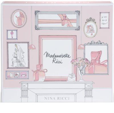 Nina Ricci Mademoiselle Ricci подаръчни комплекти 2