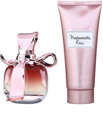 Nina Ricci Mademoiselle Ricci ajándékszett 2