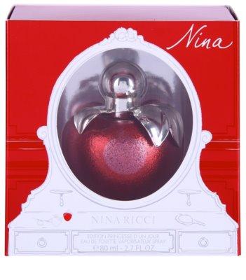Nina Ricci Nina Princesse d'un Jour Eau de Toilette para mulheres