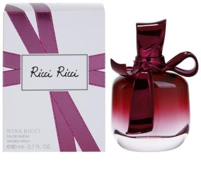 Nina Ricci Ricci Ricci eau de parfum nőknek