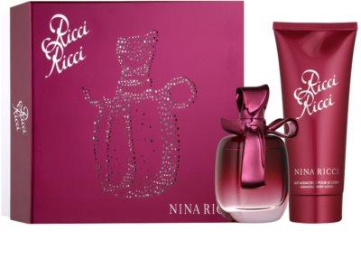 Nina Ricci Ricci Ricci подарунковий набір