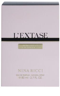 Nina Ricci L'Extase Eau de Parfum para mulheres 4