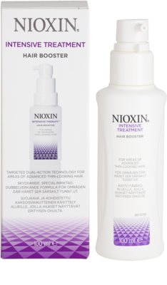 Nioxin Intensive Treatment Haarpflege belebt intensiv besonders schüttere Stellen im Haar 2