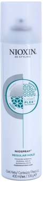 Nioxin 3D Styling Light Plex laca de cabelo