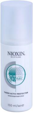 Nioxin 3D Styling Light Plex spray termoactivo para cabello quebradizo
