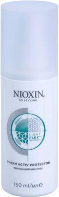 Nioxin 3D Styling Light Plex термоактивний спрей проти ламкості волосся
