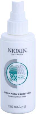 Nioxin 3D Styling Light Plex termoaktivno pršilo za lomljive lase 1