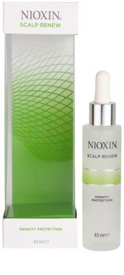 Nioxin Scalp Renew cuidado para revitalizar la densidad capilar y proteger de la fragilidad capilar 2