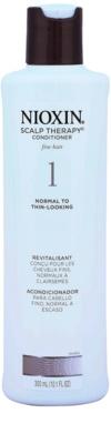 Nioxin System 1 Scalp Therapy könnyű kondicionáló a finom hajért