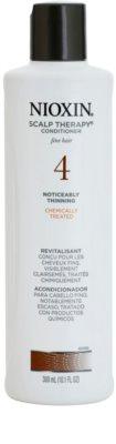 Nioxin System 4 Scalp Therapy leichter Conditioner für kräftiges ausdünnen von feinen, chemische behandelten Haaren