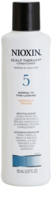 Nioxin System 5 Scalp Therapy könnyű kondicionáló vegyileg kezelt finom, normál vagy erős szálú haj enyhe ritkulása ellen