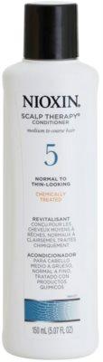 Nioxin System 5 Scalp Therapy lehký kondicionér pro mírné řídnutí normálních až silných, přírodních i chemicky ošetřených vlasů