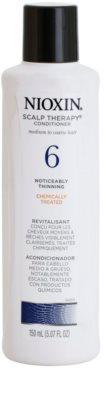 Nioxin System 6 Scalp Therapy легкий кондиціонер для нормального, грубого та  хімічно пошкодженого волосся з  тенденцією до активного випадіння