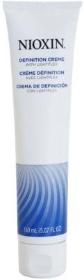 Nioxin Styling krema za glajenje proti krepastim lasem