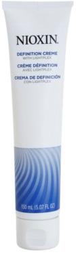 Nioxin Styling вирівнюючий крем проти розпушування