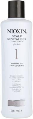 Nioxin System 1 balsam light pentru par fin
