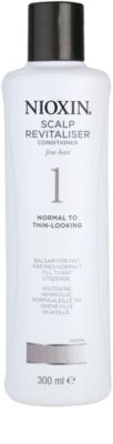 Nioxin System 1 condicionador leve para cabelo fino
