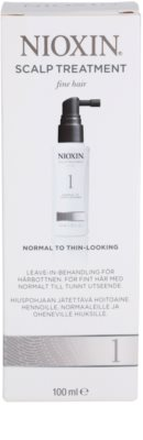 Nioxin System 1 tratamentul scalpului pentru par fin si subtiat 3