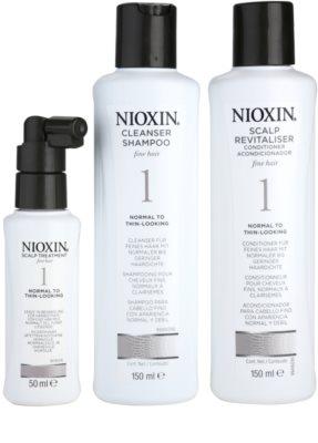 Nioxin System 1 козметичен пакет  I. 2