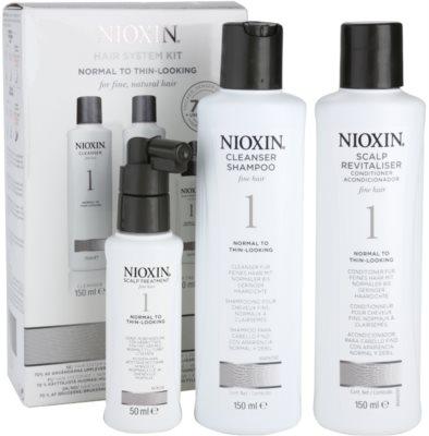 Nioxin System 1 Kosmetik-Set  I. 1