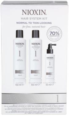 Nioxin System 1 козметичен пакет  I.