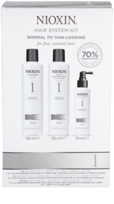 Nioxin System 1 kozmetični set I.