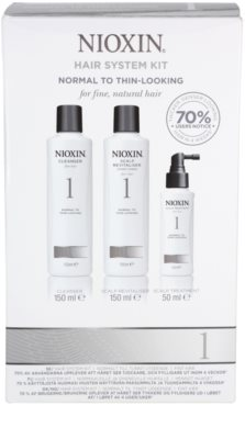 Nioxin System 1 kozmetika szett I.