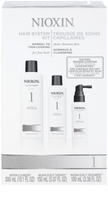 Nioxin System 1 Kosmetik-Set  II.