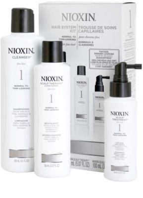 Nioxin System 1 косметичний набір II. 1