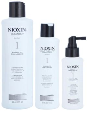 Nioxin System 1 lote cosmético III. 2
