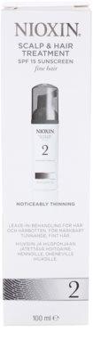 Nioxin System 2 bőrápolás a finom természetes haj jelentős elvékonyodása ellen 4