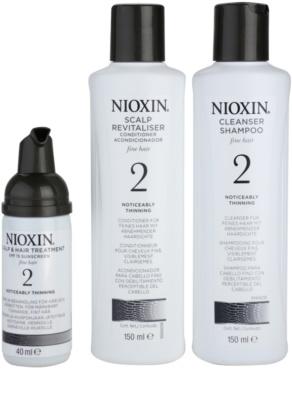 Nioxin System 2 козметичен пакет  I. 2