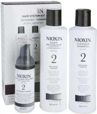 Nioxin System 2 козметичен пакет  I. 1