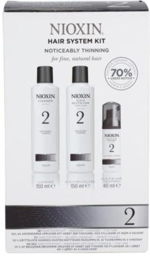 Nioxin System 2 козметичен пакет  I.
