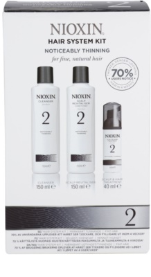 Nioxin System 2 kozmetika szett I.