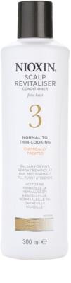 Nioxin System 3 легкий кондиціонер для тонкого хімічно пошкодженого волосся з  тенденцією до випадіння