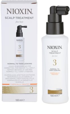 Nioxin System 3 Acalp Treatment For An Initial Slight Thinning Of Fine Chemically Treated Hair 2