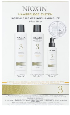 Nioxin System 3 косметичний набір I.