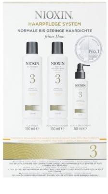 Nioxin System 3 kozmetični set I.