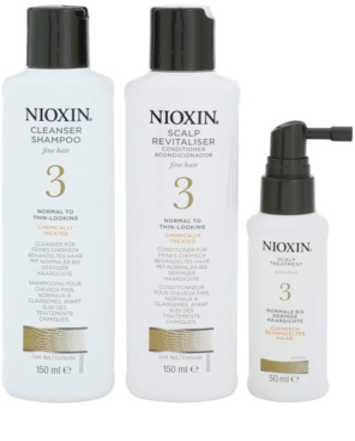 Nioxin System 3 kosmetická sada I. 1