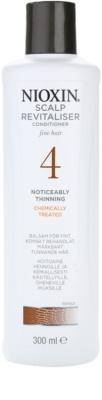 Nioxin System 4 leichter Conditioner für kräftiges ausdünnen von feinen, chemische behandelten Haaren