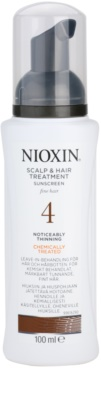 Nioxin System 4 Acalp Treatment To Treat Significant Thinning Of Fine Chemically Treated Hair
