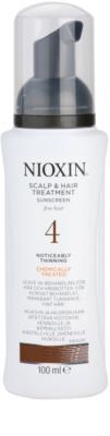 Nioxin System 4 ošetření pokožky pro výrazné řídnutí jemných chemicky ošetřených vlasů